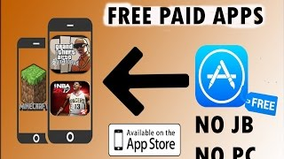 apple id and password with paid app store games on ios 10.3 without jailbreak no pc iphone ipad 2017