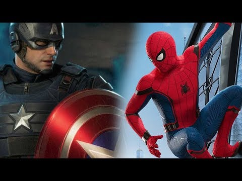 Avengers x Spiderman PS4 ? Nintendo Switch Mini et Pro en production ? Phil Spencer veut Sony à l'E3