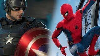 Avengers x Spiderman PS4 ? Nintendo Switch Mini et Pro en production ? Phil Spencer veut Sony à l'E3