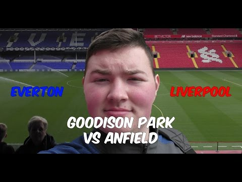 GOODISON VS ANFIELD (EP 12 CRAIGO GOES...)