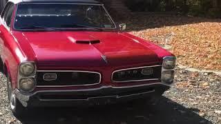 1967 GTO Resto Mod