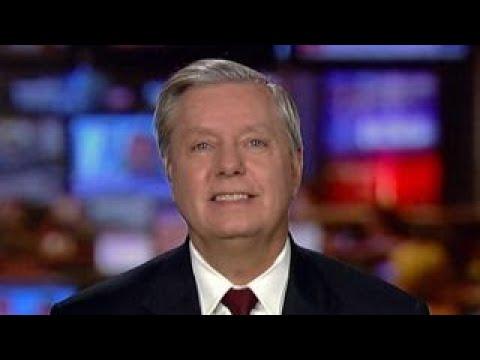 Sen. Graham on immigration meeting: I was proud of Trump