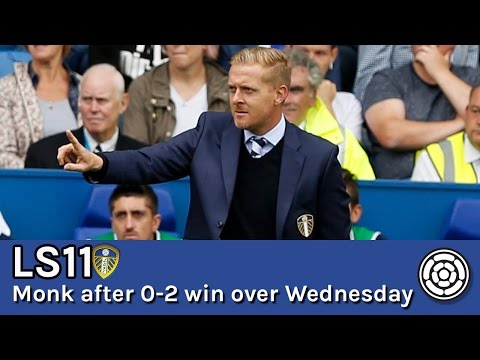 LS11 | Monk on LUFC's 2-0 win over Sheffield Wednesday