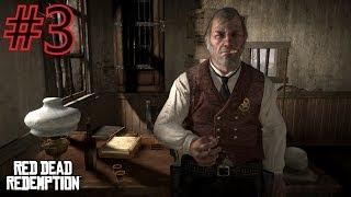 Red Dead Redemption - 3° : lo Sceriffo di Armadillo e la città degli Sputacchi .