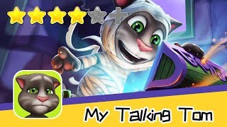 My Talking Tom - Outfit7 Limited - Day5 Walkthrough Santa's Hat Recommend index four stars