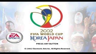 FIFA World Cup 02 - Japan/Korea : Mod - Deutschland : PS2 REC 2002