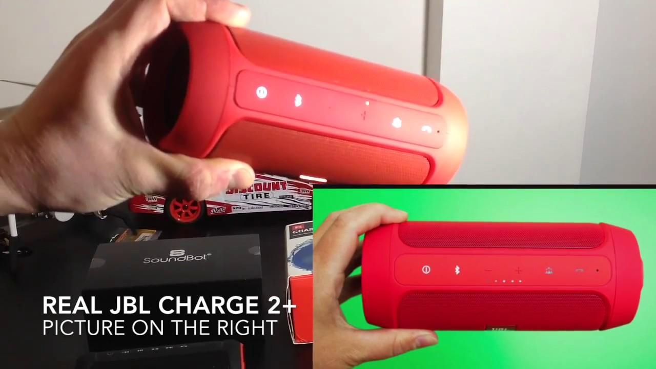 Fake Jbl Charge 2 Vs Real Soundbot Sb525 Soundtest Budget Speakers Shootout Youtube