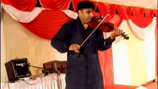 Electric Violin Fusion of South Indian Carnatic Music and North Indian Bhajan
