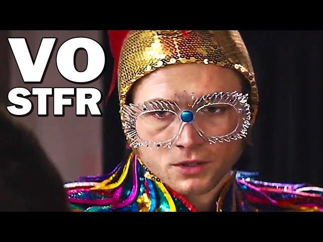 ROCKETMAN Trailer VOSTFR # 3 ★ Taron Egerton (Bande Annonce 2019)