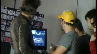 Сьемки ролика МТС Red Energy