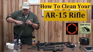 Properly Cleaning The AR 15