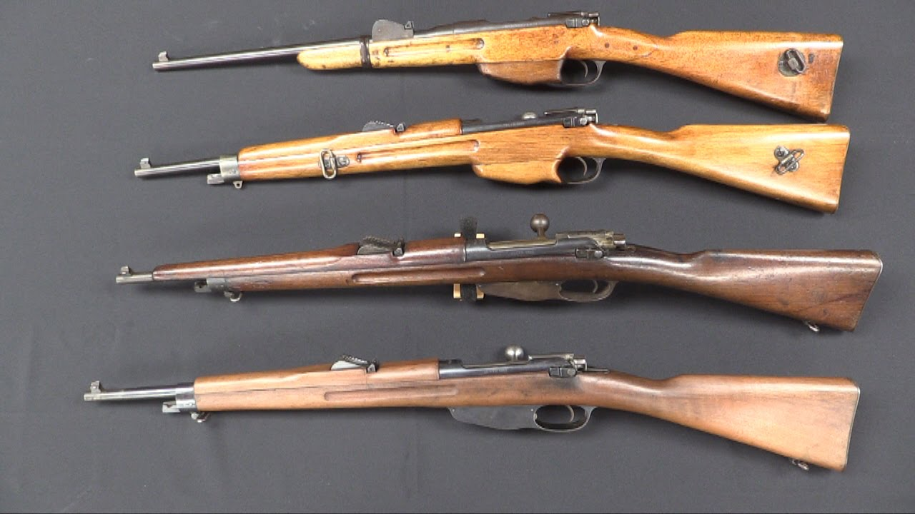 (A Few of) The Many Faces of the Dutch M95 Carbine