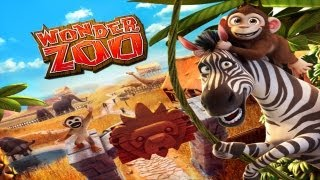Official Wonder Zoo - Animal rescue ! Launch Trailer