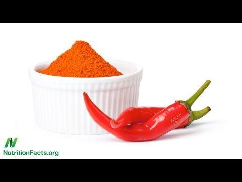 Cayenne Pepper for IBS and Indigestion