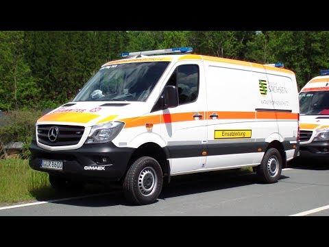 Katastrophenschutz-Einsatzzug - DRK Vogtlandkreis