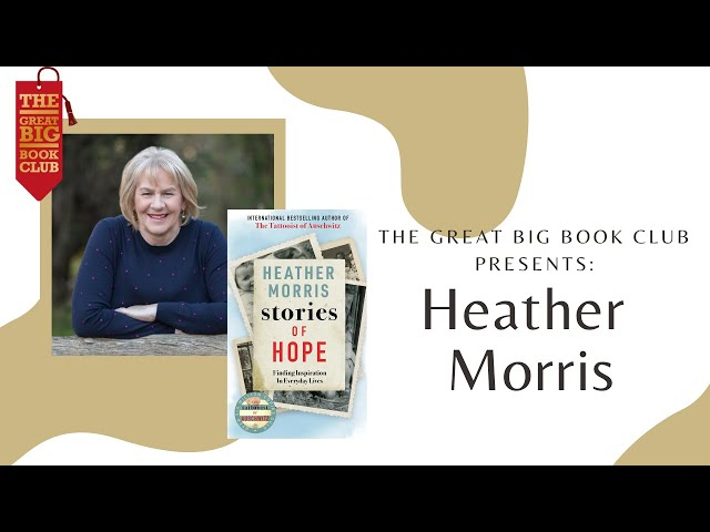 Author of the Week: Heather Morris