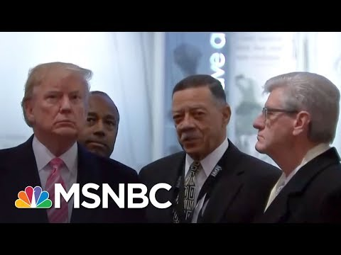 Download Youtube: Rev. Al Sharpton And Darrell Scott Spar Over President Donald Trump's Civil Rights Speech | MSNBC