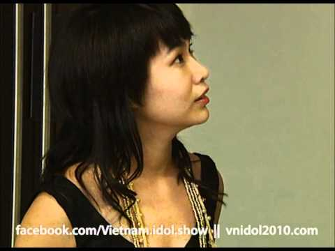 [Vietnam Idol 2010 - Top 16] Thí sinh Uyên Linh vs Phan Anh