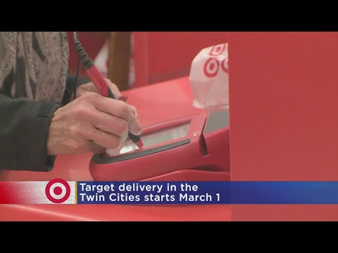 Target To Roll Out Same-Day Delivery Next Month