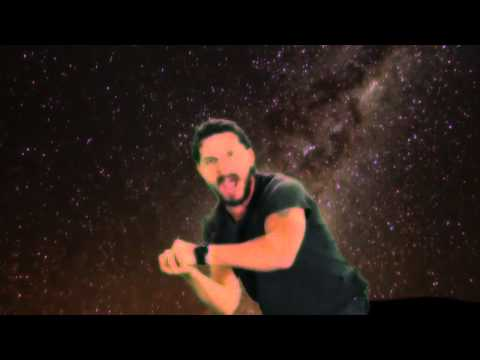 Shia Labeouf in the most intense music video of all time (Just Do It)