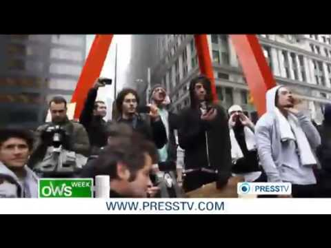 American Spring, US Police Brutality, Occupy mass Arrests-OWS Week-03-28-2012