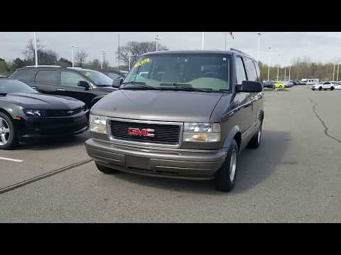 2000 GMC Safari AWD 67K Miles