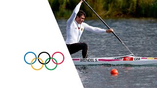 Canoe Sprint Canoe Single (C1) 1000m Men Heats - Full Replay | London 2012 Olympics