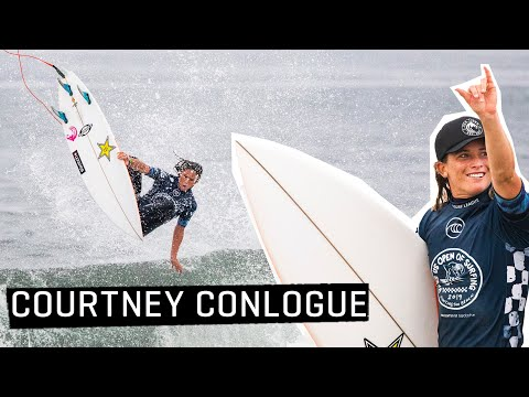 Courtney Conlogue, Huntington Beach - U.S. OPEN | SOUND WAVES