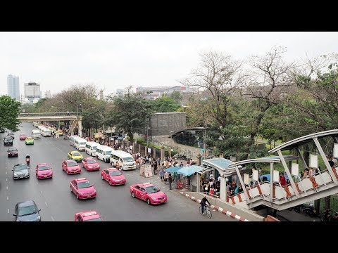 2017 Bangkok - Chatuchak Weekend Market