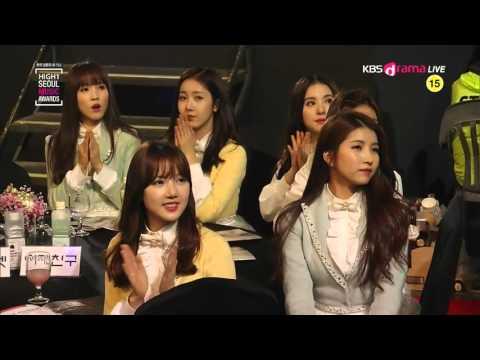 [Full HD] 160114 TAEYEON 태연 (SNSD 소녀시대) 25th Seoul Music Awards
