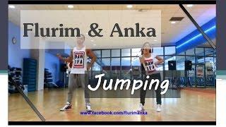 """Zumba - """"Jumping"""" - Megamix 44 // Choreo by Flurim & Anka"""