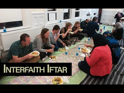 Interfaith Ramadan Iftar 2018 at Abrahamic Foundation