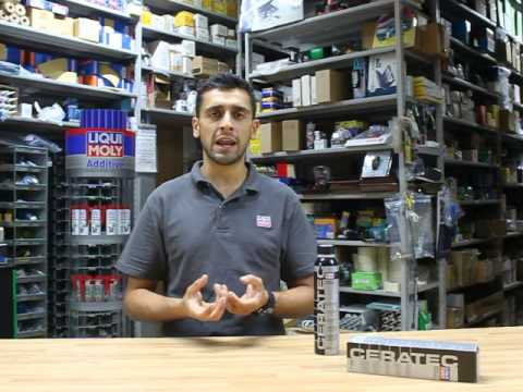 ceratec liqui moly youtube. Black Bedroom Furniture Sets. Home Design Ideas