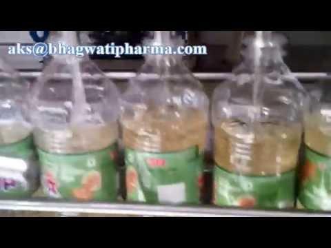 Edible Oil Bottle Filling Machine -  Mustard Oil Filling Machine
