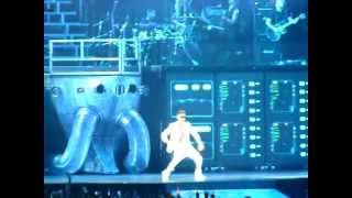 Take You Home (Justin Bieber) live from Barcelona 16.03.13