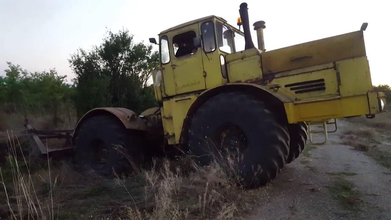 удивительная, сногшибательная тюнинг колхозного трактора кировца фото месте бывшего