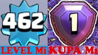 KÖY İNCELEMELERİ #17 (Level Mi Kupa Mı) Clash Of Clans