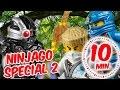 ⭕ LEGO NINJAGO SPECIAL - Angriff von General Cryptor - Pandido