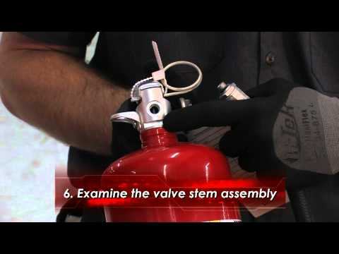 Cintas Fire Extinguisher Inspection Video | Cintas Corp