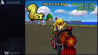 *GP WR* Yoshi Circuit 1:43.2