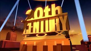 20th Century Fox Logo (Fox Searchlight Pictures Style)