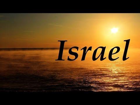 Israel, significado y origen del nombre