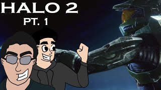 Halo 2 Anniversary - Halo TMCC. Parte 1: La primera vez de Charles