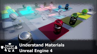 Beginners Tutorial - Materials - Unreal engine 4