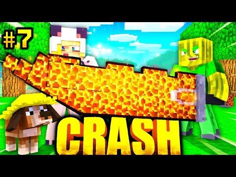 Das XXL LAVA SCHWERT ist 100% ZU OP?! - Minecraft CRASH #07 [Deutsch/HD]