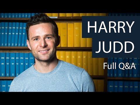 Harry Judd | Full Q&A | Oxford Union