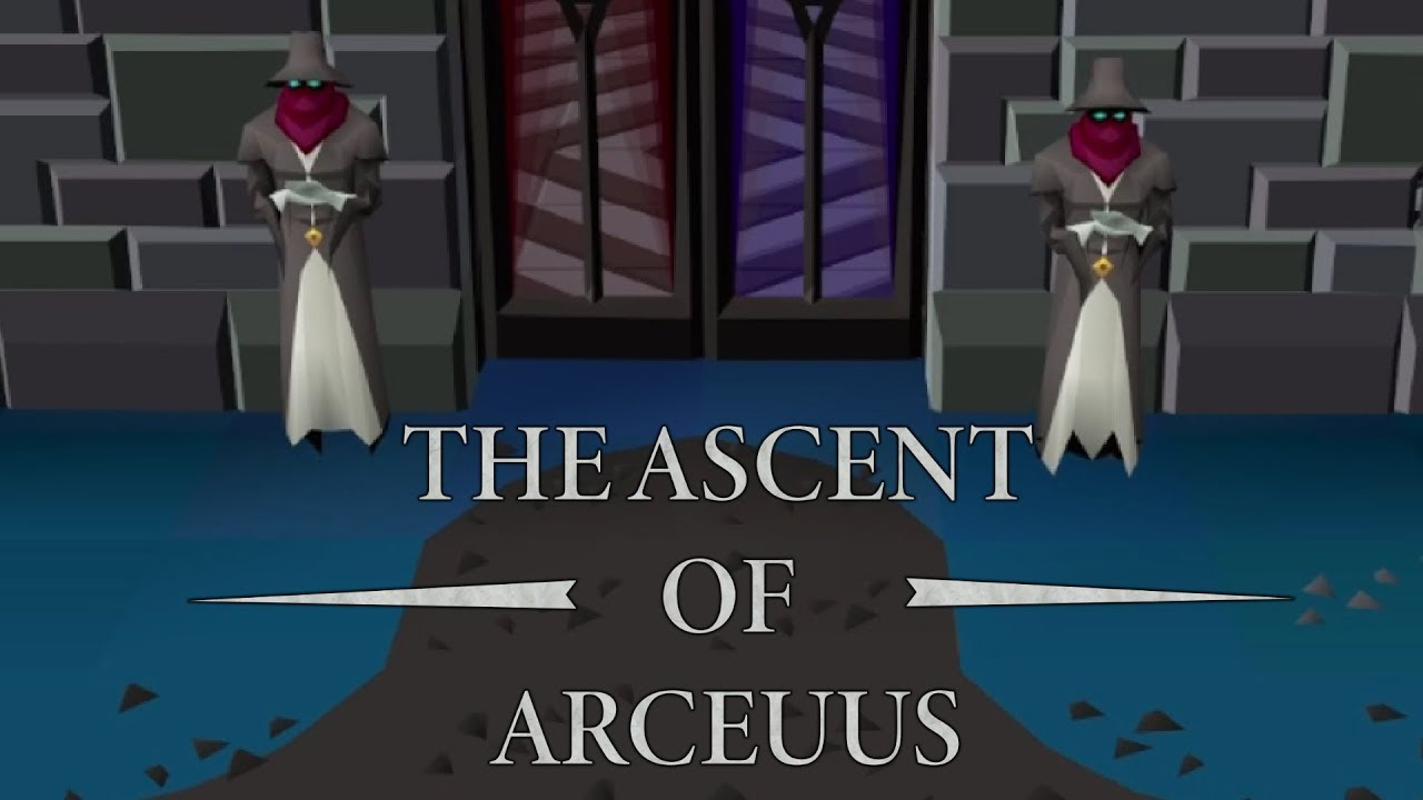 The Ascent of Arceuus OSRS Quest Guide