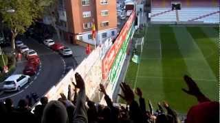 Rayo Vallecano - Atletico Madrid   FRENTE ATLETICO
