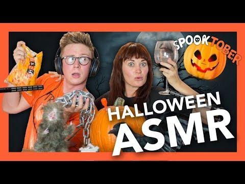 Halloween ASMR: Spooky Sounds (feat. Mamrie Hart)