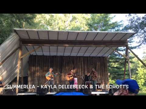 The Schotts Kids Show - 20th Annual Fred Eaglesmith Picnic
